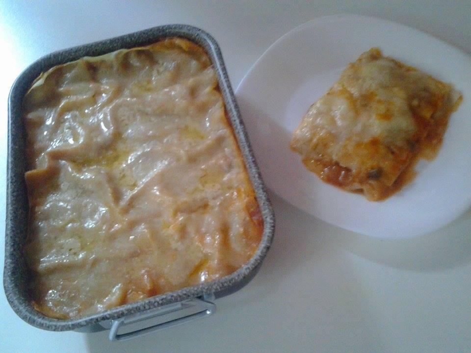 lasagne veg