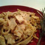 SPAGHETTI TOFU & SPEZIE (20 min) – Vegan
