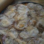 PIZZA RUSTICA alle CIPOLLE (senza lievito) – Vegan